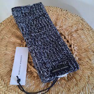Rebecca Minkoff Marled Knit Arm Warmers New